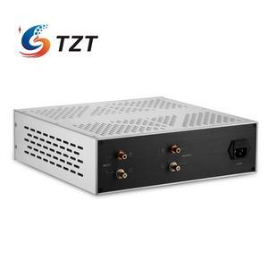Image 4 - TZT F200 rura próżniowa przedwzmacniacz Stereo HiFi Audio przedwzmacniacz lampowy przedwzmacniacz do JP200