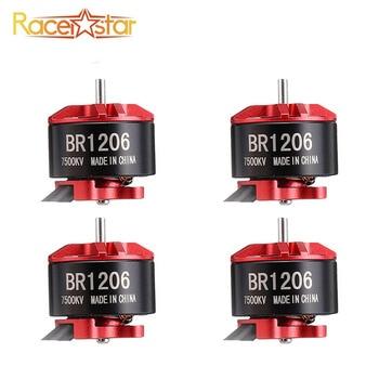 1/ 2/ 4PCS Racerstar BR1206 1206 4500KV 6000KV 7500KV 2-4S Brushless Motor For RC Drone FPV Quadcopter Multicopter Spare Parts