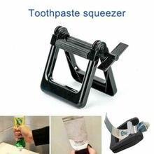 Роликовый металлический пресс для зубной пасты, выдавливатель труб, аксессуары для ванной комнаты, краска для волос, трубки, прокатная давилка