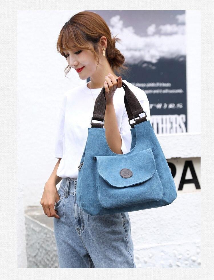 2020 mulheres bolsa de lona bolsas de