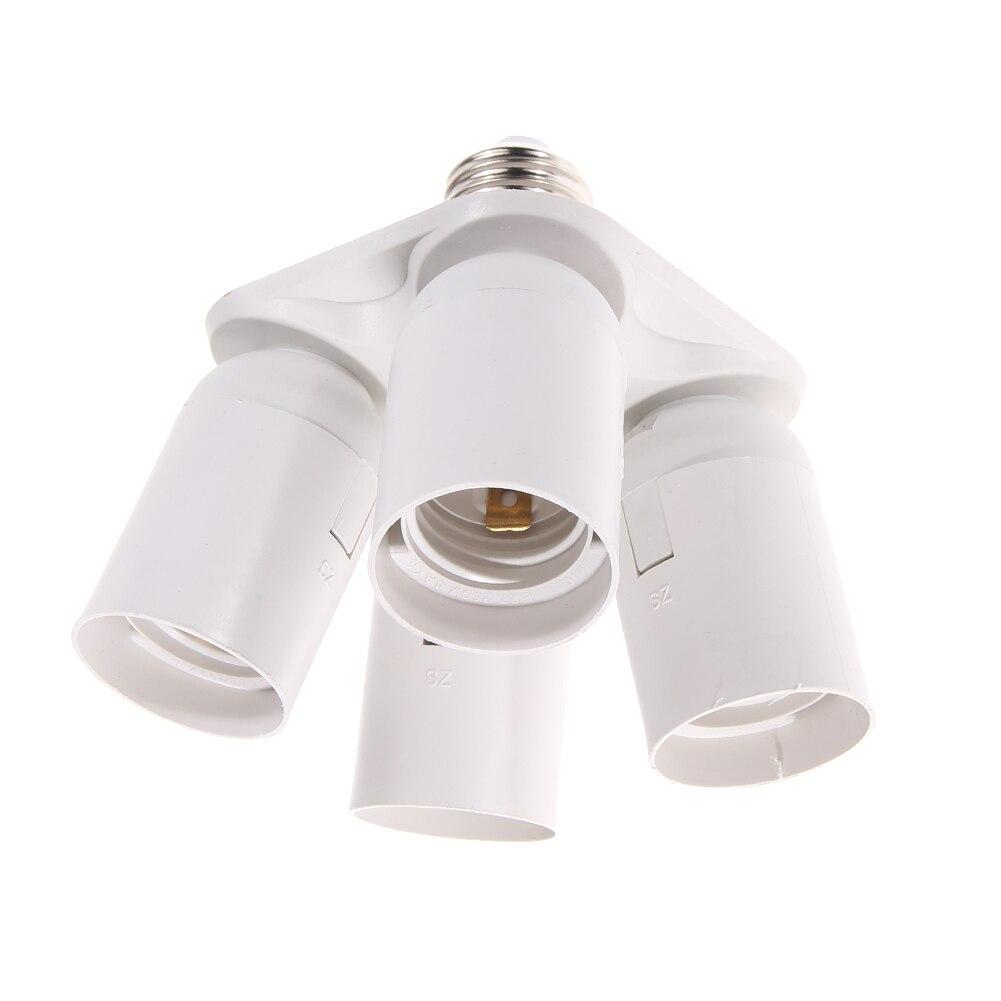 Хит, 4 в 1 E27 110V 240V светодиодный основание держателя лампы разветвитель светодиодный патрон лампы разветвитель светильник лампа держатель адаптера аксессуары для палаток|Аксессуары для палаток|   | АлиЭкспресс