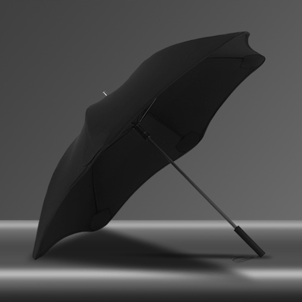 2020 New Brand <font><b>Umbrella</b></font> Rain Women Windproof Safe Creative Long <font><b>Umbrella</b></font> Men 6 Ribs Parasol <font><b>Big</b></font> <font><b>Golf</b></font> <font><b>Umbrella</b></font> Black Guarda Chuva image