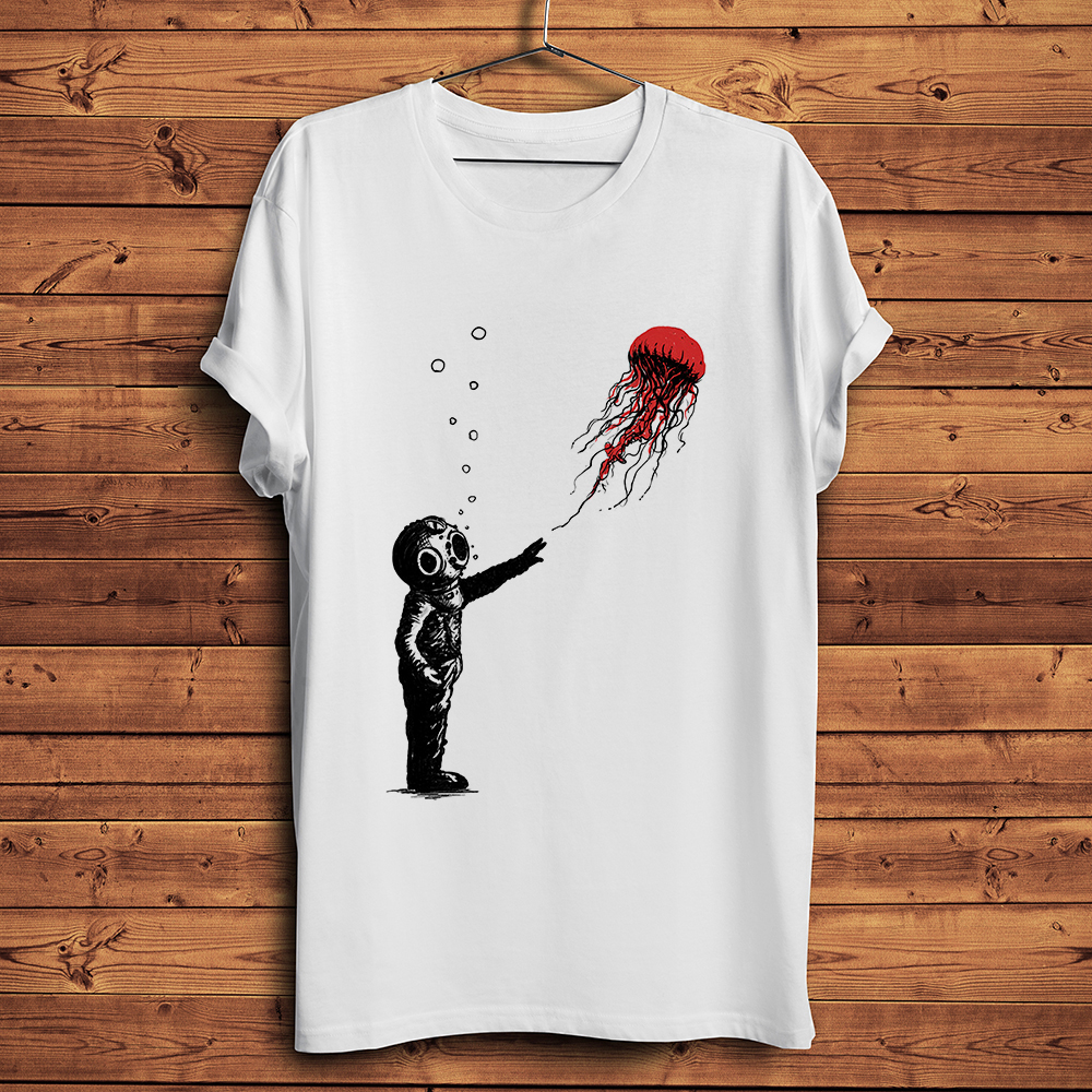 Girl With Balloon Banksy <font><b>Sting</b></font> With Me funny artistic <font><b>t</b></font> <font><b>shirt</b></font> men summer new white casual homme short cool tshirt unisex gift image