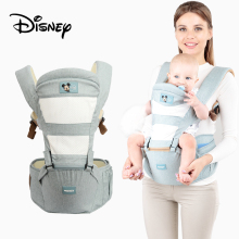 Disney Ergonomic Baby Carrier Multifunction Backpack Kid Carriage Toddler Sling Wrap Suspenders Breathable Infant