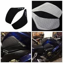 HobbyLane Motorcycle Anti Slip Pad Side Gas Knee Grip Traction Pads Antiskid mat Protector Sticker