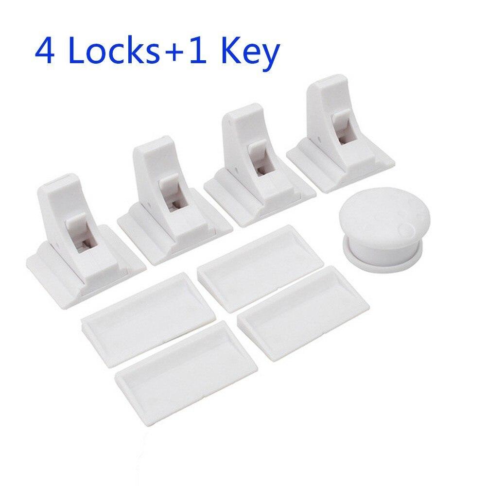 4 + 1 Магнитный детский замок, детский шкаф, дропшиппинг, детский замок, Невидимая защита, безопасный дверной ящик, защитный шкафчик для