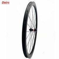 700c 디스크 앞 자전거 바퀴 d411sb 100x12mm 도로 자전거 탄소 바퀴 50x23mm clincher 관형 620g 도로 자전거 디스크 바퀴