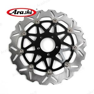 Image 2 - Arashi ZZR1200 2002 2005 CNC Front Brake Disc Motorcycle Brake Rotors Disks For KAWASAKI ZZR 1200 ZZR 1200 2002 2003 2004 2005