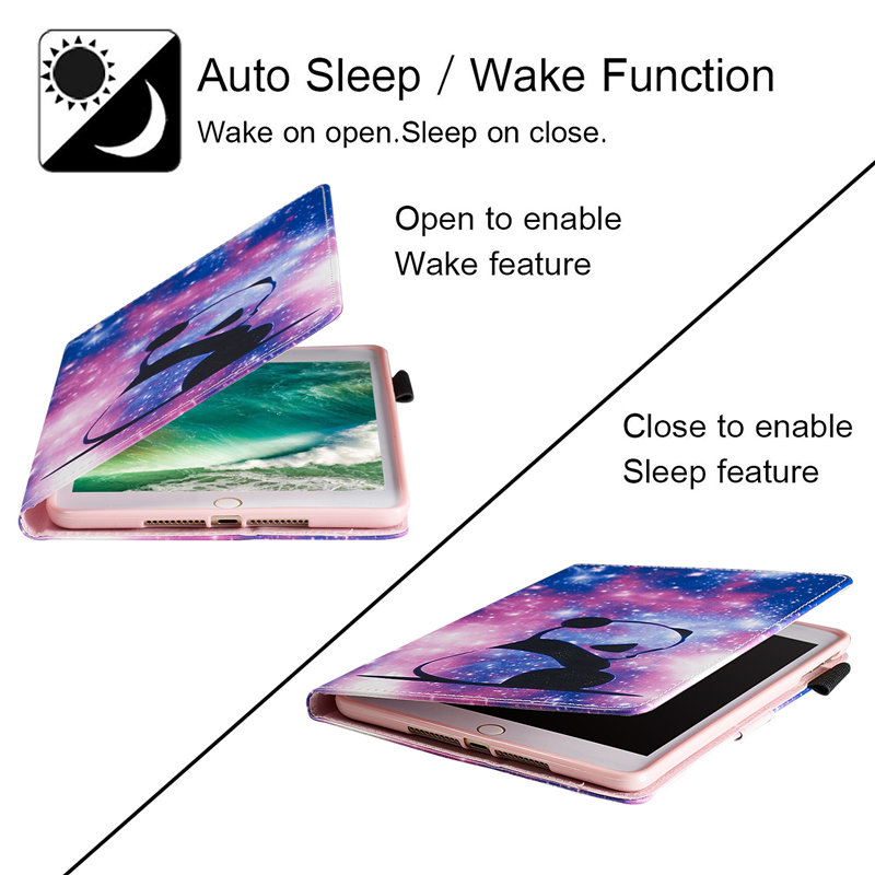 A2232 iPad Smart 10.2 iPad Cover 2019 7th for Skin For Generation Funda Apple A2200 Case
