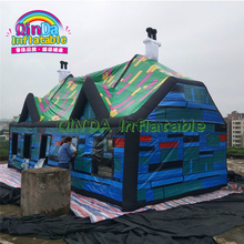Free shipping inflatable party tent for sale outdoor giant pub bar,inflatable tent,inflatable irish