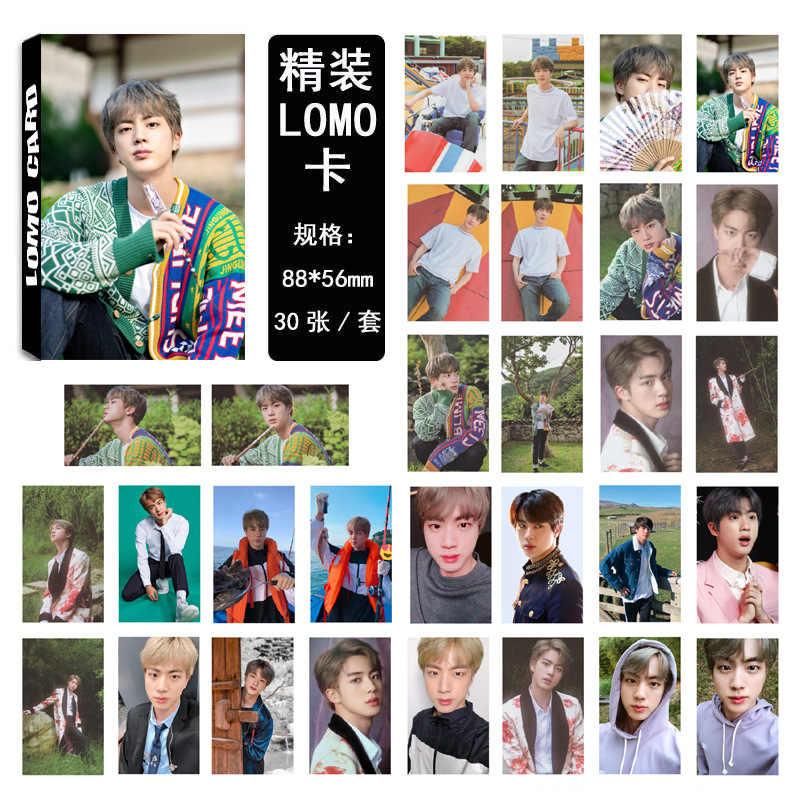 30 Pieces Set K Pop Bangtan Boys Poster 2019 Summer Package In