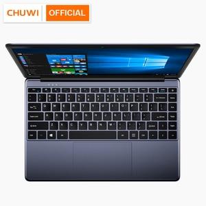 CHUWI HeroBook 14.1 Inch 1920*1080 Laptop Windows 10 Intel E8000 Quad Core 4GB RAM 64GB ROM Notebook with Full Layout Keyboard(China)