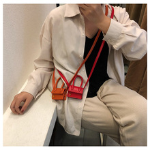 Brand Designer Solid Hand Bags Fashion New Hot Mini Crossbody Bag