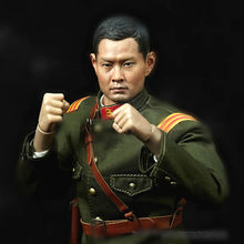 Toys Power 1/6 CT010 Japanese Army Sergeant of Spyorgnization Collection Action Figure(China)