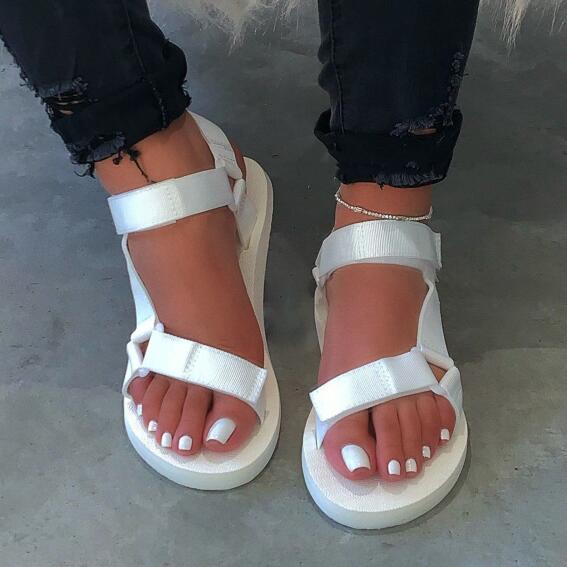 Non-Slip Flip Flop Slippers Summer Beach Slim Thong Sandal Outdoor Casual Footwear