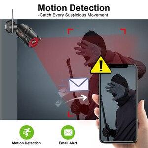 Image 2 - Anran sem fio sistema de cctv 1080p hdd 2mp nvr ip IR CUT ao ar livre cctv câmera sistema de segurança ip kit vigilância vídeo app controle