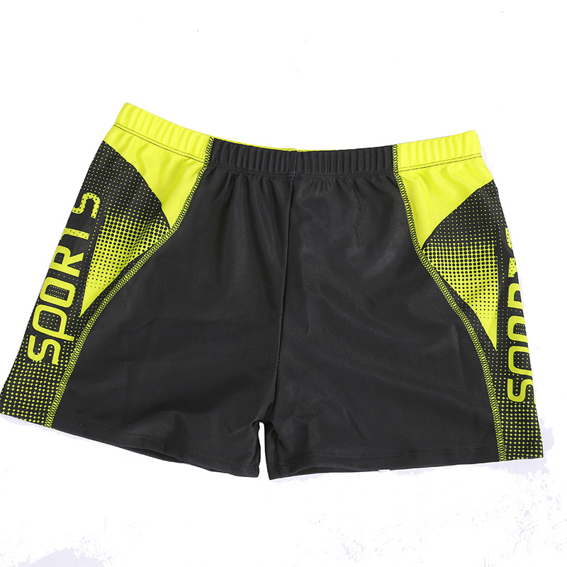 New Style AussieBum Sports Large Size Swimming Trunks Sweat-wicking Swimming Trunks Wholesale Men Top Grade Dacron Swimming Trun