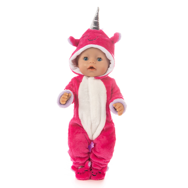 New Animal Doll Clothes Set Cute And Beautiful