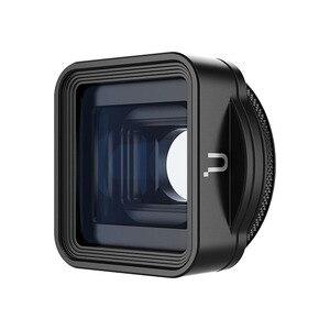 Image 5 - Анаморфный объектив Ulanzi 1,33xt, широкоформатный видеорегистратор с фильтром 52 мм, адаптер для iOS, iPhone 12 Pro Max, Android
