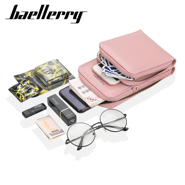 2020 New Mini Women Messenger Bags Female Bags Top Quality Phone Pocket  Women Bags Fashion Small Bags For Girl 5