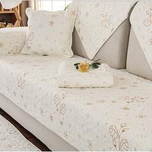 Двухсторонние чехлы для диванов белые наволочки чехол подушки