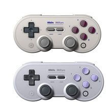 8bitdo sn30 pro sn/g clássico bluetooth sem fio controlador gamepad joystick para nintend switch/ios/andorid/macos/vapor/windows(China)