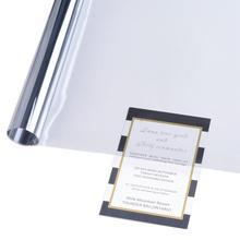 75cm x 3m 75% VLT Gray Car Windscreen Tint Front Rear Window Foils UV 99% Windshield Solar Protection Film Tints