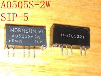 A0505S - 2 w 5 v positive negative 5 v