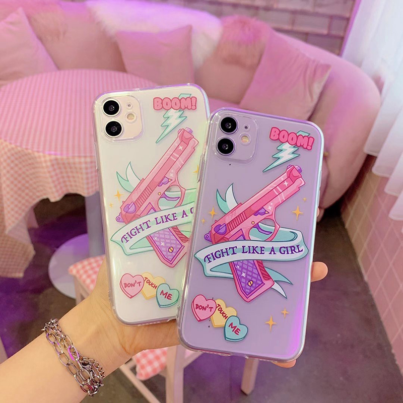 3D Creativity Soft Silicone Phone Case For Iphone 11 Pro X XS MAX XR 7 8 Plus 12