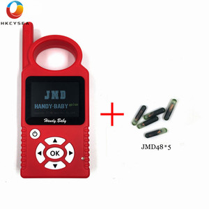 Image 4 - Big Sale V9.0.5 Handy Baby Auto Key Programmer With JMD46/48/King/Red Car Key Chip Support Multi Language with G and 48 Function