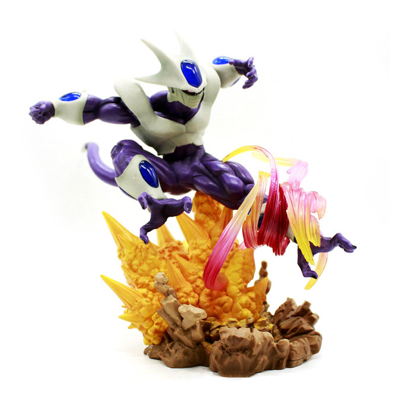 Dragon Ball Super Zero Extra Heroes Coora Battle Cooler Action Figure Toys Coora Figure Model Toys Gift for Children B19