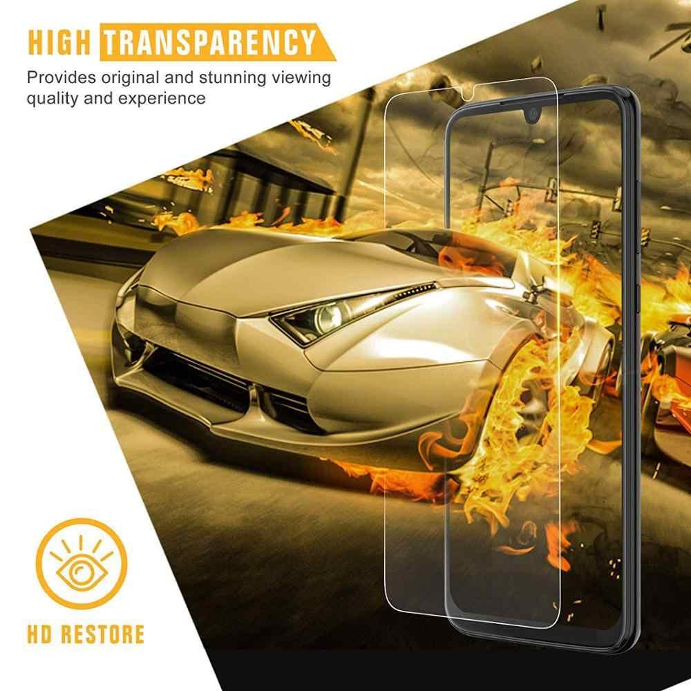 Temperli cam kılıf Motorola MOTO One Zoom bir vizyon bir güç Z4 kuvvet Z4 oyun telefonu ekran koruyucu Film koruyucu cam
