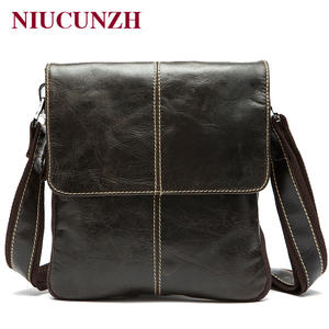 NIUCUNZH Bag Handbags Messenger-Bag Crossbody-Bags Vintage Male Men for Men's
