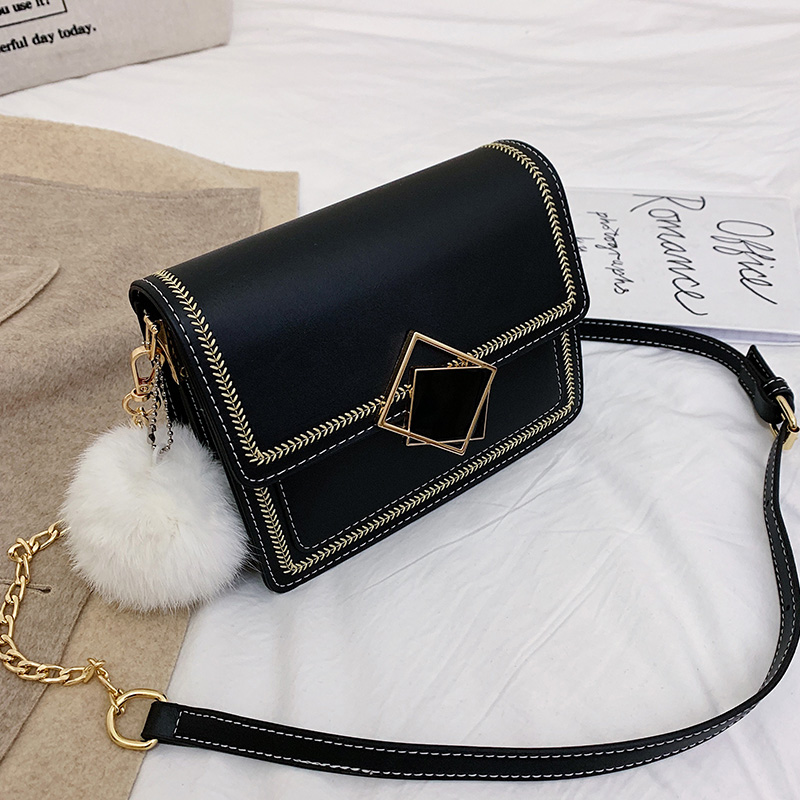 Summer Fashion Women Bag Leather Handbags PU Shoulder Bag Small Flap Crossbody Bags for Women Messenger Bags