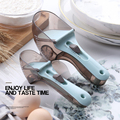 Digitale Mesuring Löffel Messlöffel Tasse Backen Zubehör Küche Messlöffel Werkzeuge Küche Zubehör