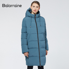 2019 New Winter Collection fashion Women 's thick Parka Long plus size For Woman