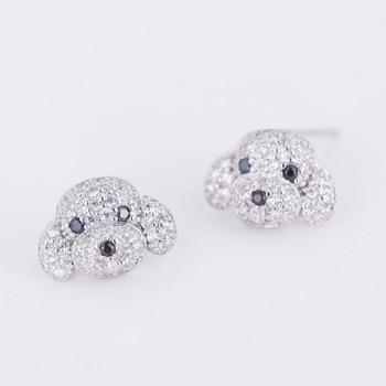 Dog Cute Earring 1