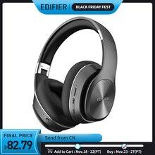 EDIFIER W828NB słuchawki Bluetooth ANC funkcja do 25 godzin odtwarzania składana konstrukcja bezprzewodowe słuchawki