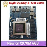 Für MSI GT60 GT70 GT780DX GTX 970M GTX970M MS 1W0H1 N16E GT A1 Ver 1 0 DDR5 VGA Video Display Karte 100% ARBEIT|Soundkarten|Computer und Büro -