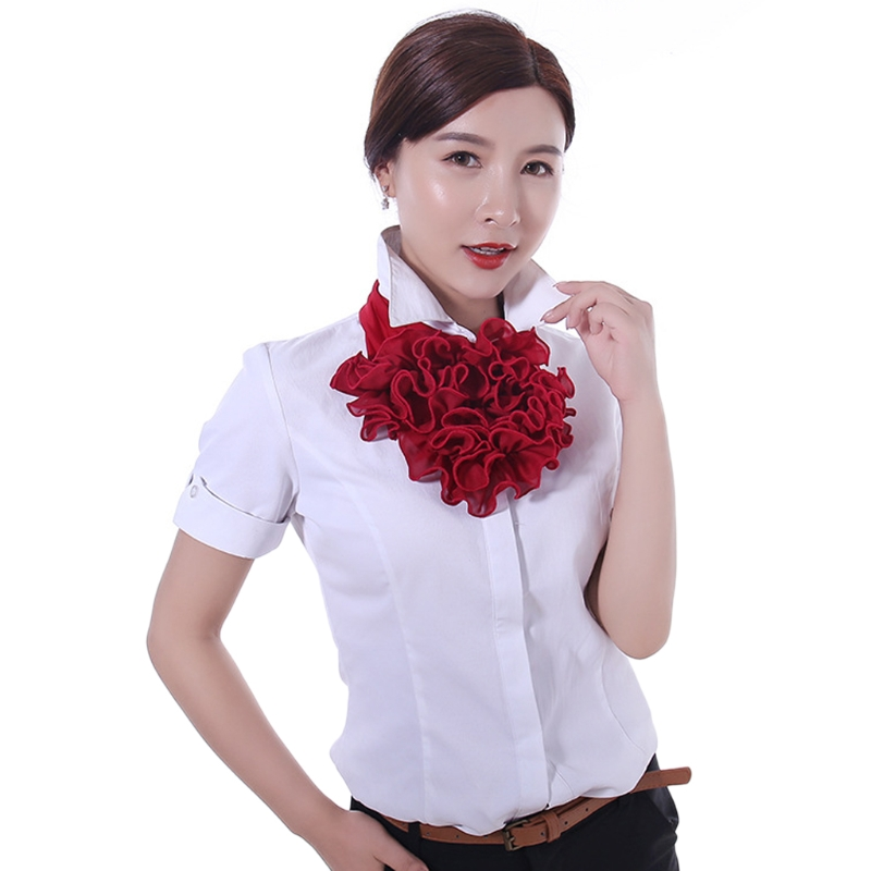 Fashion Solid Color Floral Collar Scarf Luxury Brand Scarf Women Winter Neckerchief Ring Scarves Head Hijab Scarfs For Ladies