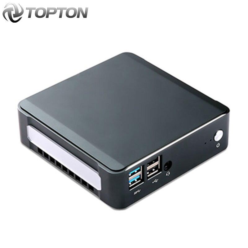 Mini windows 10 intel i7 10510u i5 10210u i3 8145u 2 * ddr4 m.2 nuc computador unidade de sistema portátil-c 4 k 60 hz hdmi2.0 dp
