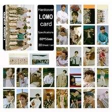 Photo-Card Team-Album Seventeen KPOP Collection Self-Made 30pcs/Set HD