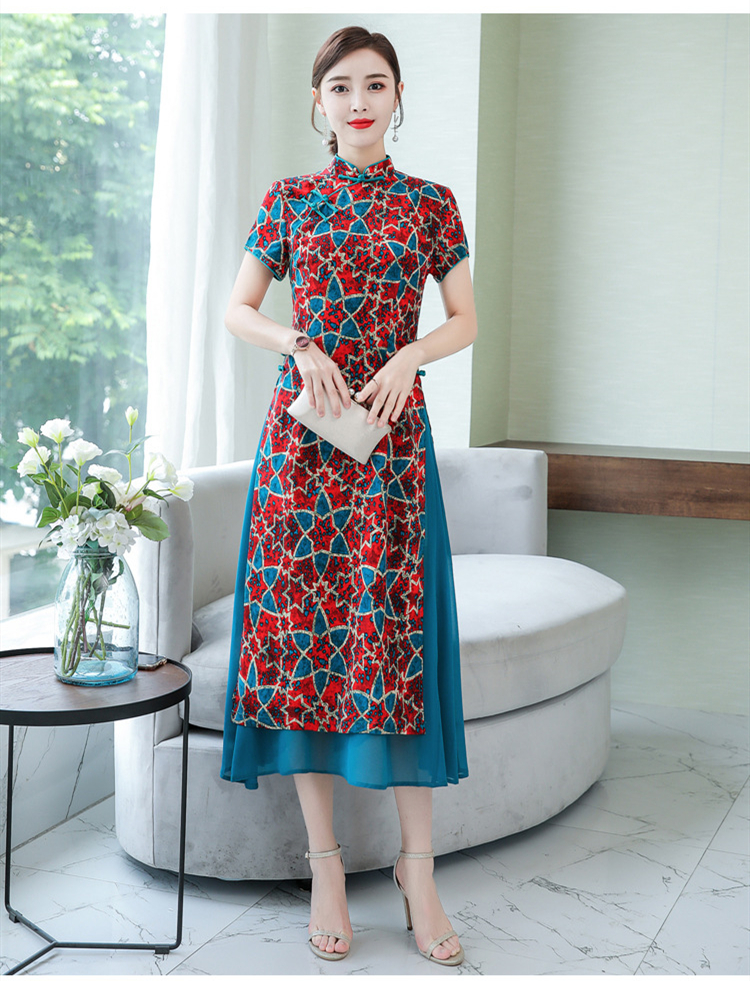 vestido japonês kimono moda chinesa cheongsam qipao