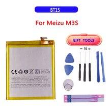 Original High Quality BT15 Battery For MEIZU M3S Battery Replacement 3020mAh Battery meizu high quality battery 100