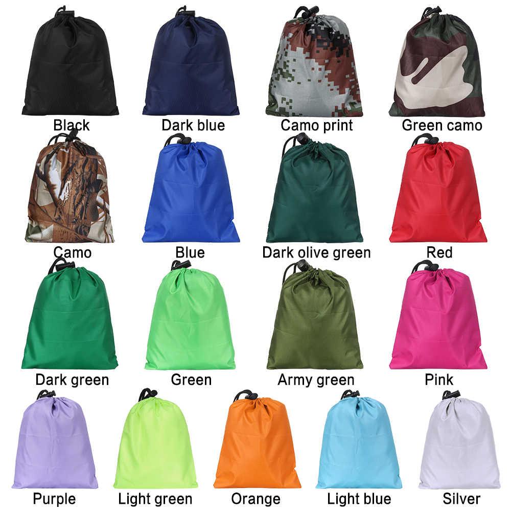 متعدد الألوان المنظم حقيبة يناسب 20-80L ظهره غطاء للمطر المحمولة للماء مكافحة المسيل للدموع الغبار المضادة للأشعة فوق البنفسجية التمويه 17 الألوان