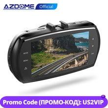 AZDOME M11 Dash Cam 3 inch 2.5D IPS Screen Car DVR Recorder HD 1080P Car Video Recorder Night Vision Dashcam Dash Camera GPS