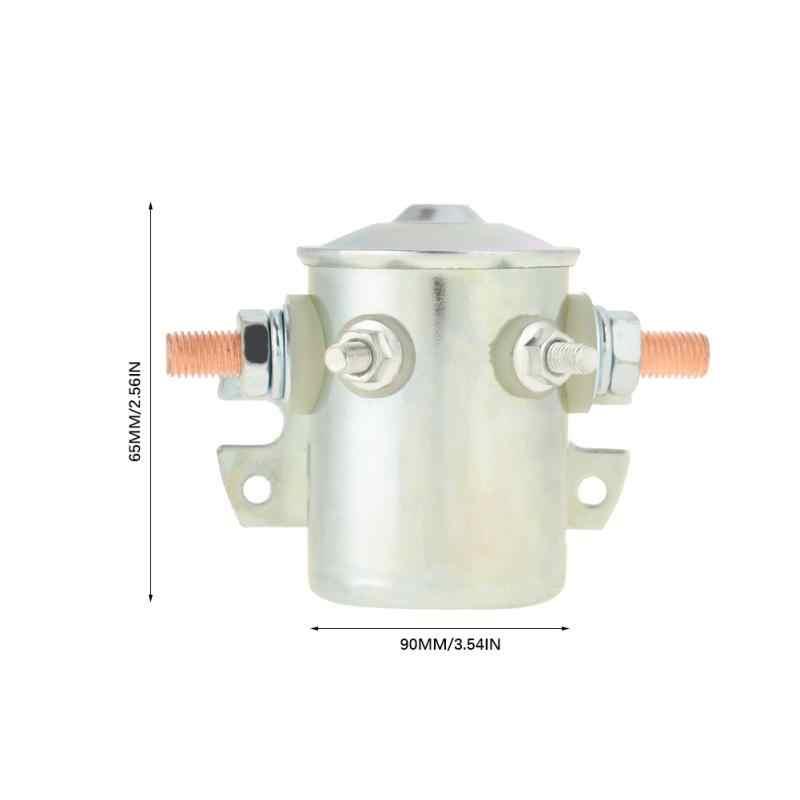 Start Relais Staart Plaat Start Olie Pomp Magnetische Normaal Open Schakelaar Relais 12V 200A