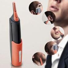 Машинка для стрижки волос мужчин светодиодный триммер бровей