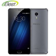 Meizu max mobile phone 6.0 inches  Full screen Helio P10 3GB 64GB Rom  13M Camera 4100mAh Android smartphone
