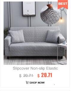 Slipcover antiderrapante elástico sofá cobre poliéster elastano